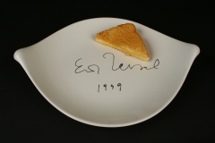 Eva Zeisel Hallcraft Century autographed with grilled cheese