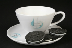 Melamine Regatta with oreos