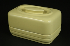 Westinghouse Hall China butter dish refrigerator ware