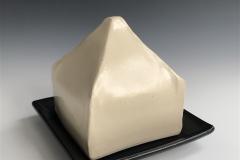 Jerri Puerner Gone Glamping butter dish
