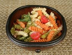 Jerry Ackerman bowl 1994 with pasta
