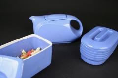 refrigerator ware with pasta