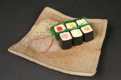 Kitaoji Rosanjin with sushi 2017.124