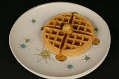 Franciscan Starburst Gladding McBean with waffle